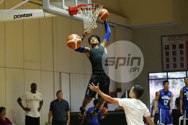 Bulked-up Bobby Ray Parks believes Gilas training bodes well for his NBA dream