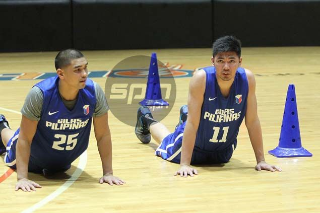 Ryan Reyes as surprised as everybody else over inclusion in Gilas training pool