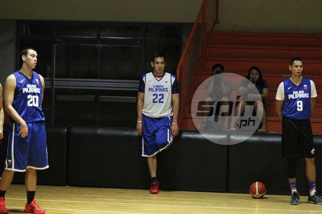 Speed or size? Tab Baldwin forced to rethink plans with Fajardo, Slaughter joining Gilas