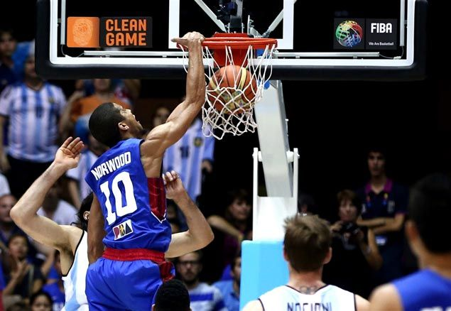 Argentina made to sweat in Fiba World Cup as audacious Gilas goes down fighting to the very end