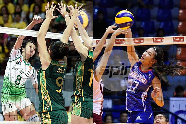 CJ Rosario, Ara Galang on collision course for top pick in PSL Rookie Draft