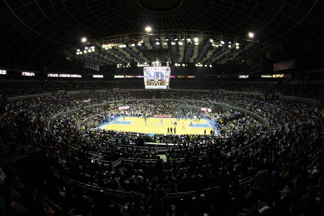Game Two of FEU-NU Finals series draws record crowd to the Big Dome