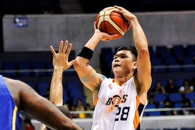 Gary David suspended one game, fined by Meralco for 'insubordination, breach of contract'