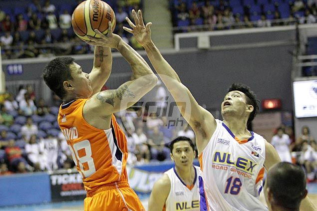 Meralco Bolts on the road to recovery after dealing sister team NLEX a beating