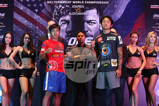 Aspiring lawyer Geje Eustaquio looks to fly Philippine flag in ONE: Global Rivals card