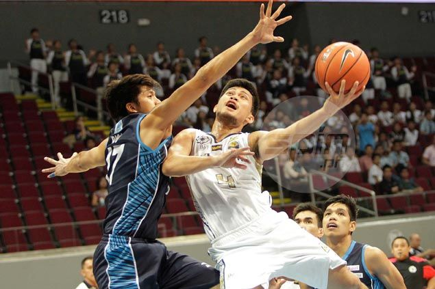 NU Bulldogs arrest two-game slide with victory over Adamson Falcons