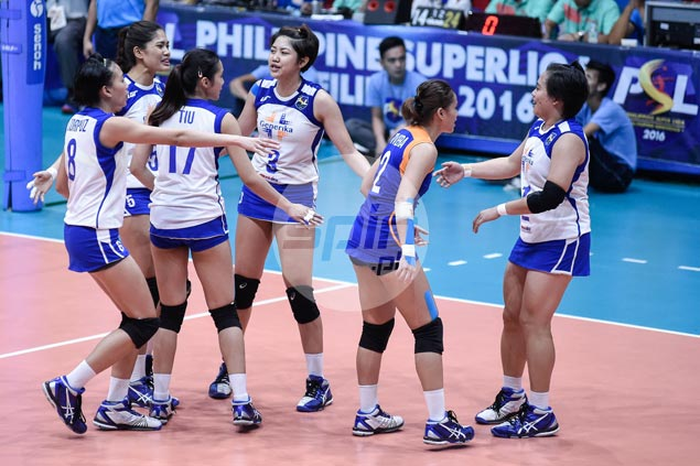 Generika scores second victory in classification round, keeps Amy's Kitchen winless in PSL