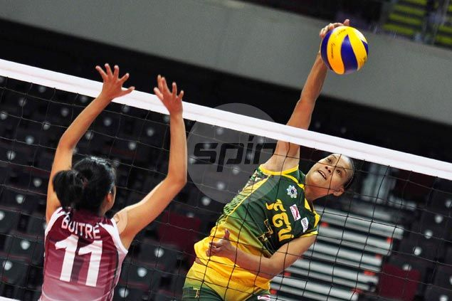 FEU Lady Tamaraws down UP Lady Maroons to snap three-match skid and stay in hunt for semifinal spot
