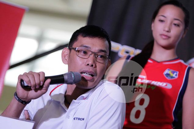 Getting talent-laden lineup to play as a team the main challenge for Petron coach