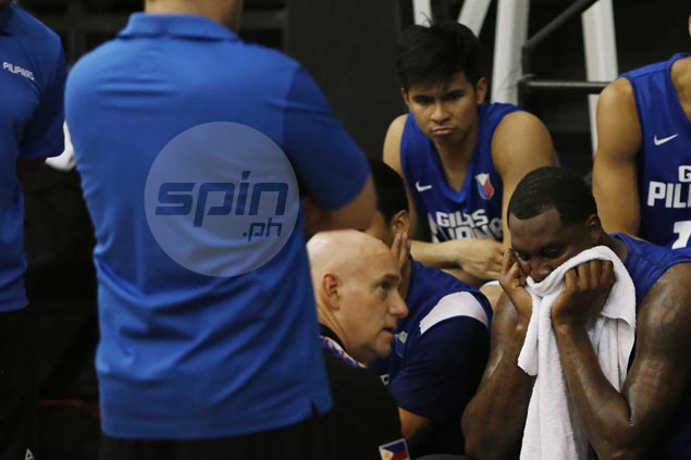 Kiefer Ravena insists he hasn't made up mind on whether to commit to Gilas or join PBA draft