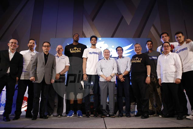 Gilas Pilipinas offered messages of support as team set to embark on European trip for Olympic qualifier