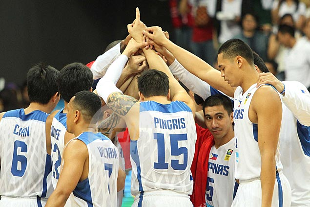 Gilas takes a step backwards in France tournament with lopsided loss to Australia