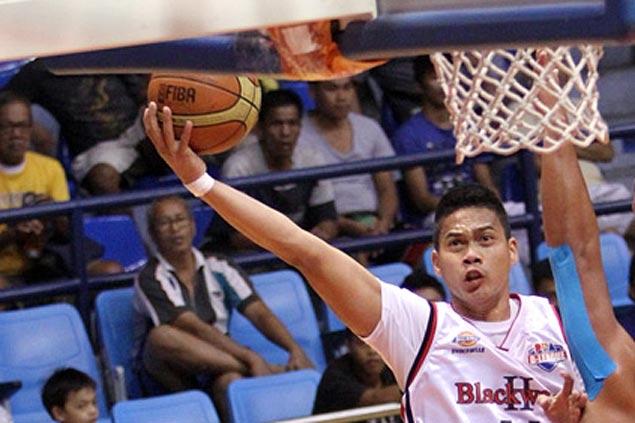 Blackwater coach on 'Mr Energy' Gilbert Bulawan: 'S'ya pinakamalakas sa team'