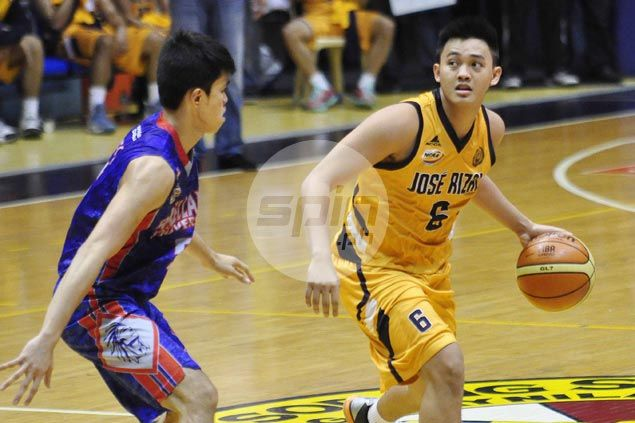 JRU guard Gio Lasquety, 23, becomes youngest D-League coach as Meneses steps aside