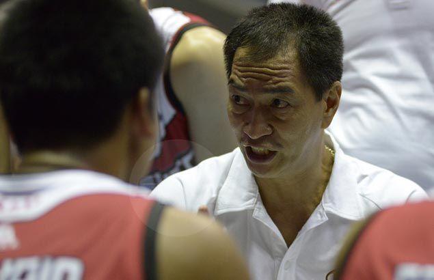 Kia caretaker coach Glen Capacio rues early foul trouble that dampened their chances against San Miguel