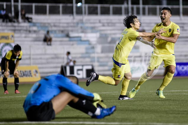 Redemption complete as Global FC overwhelms Ceres-La Salle to rule UFL Cup