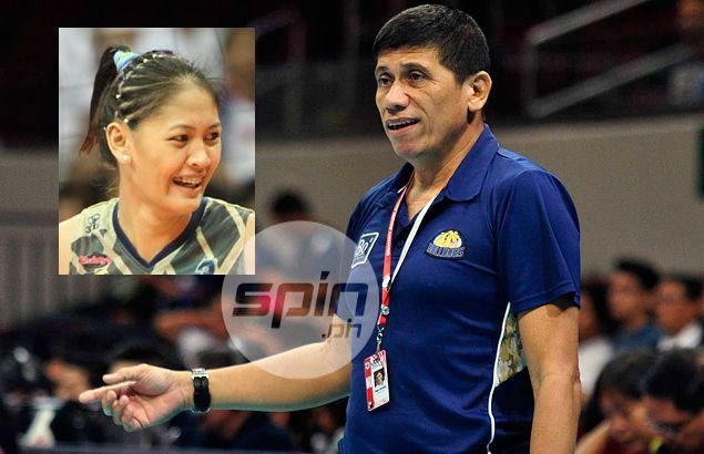 NU coach Roger Gorayeb says Jaja Santiago inclusion in Foton roster had no clearance from Lady Bulldogs
