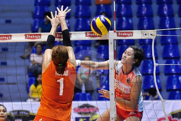 PLDT one win away from another bronze after surviving huge scare from winless Meralco
