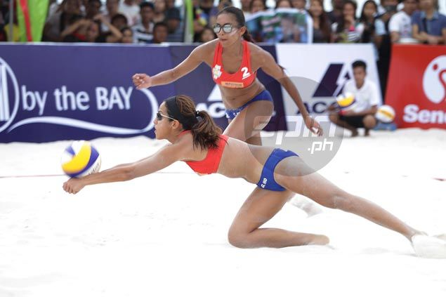 Gretchen Ho, Charo Soriano look to bounce back from Superliga beach volley losses