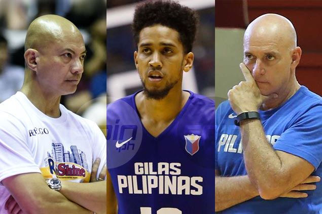 Yeng Guiao feels Gilas needs to develop bigger point guards to compete at world level