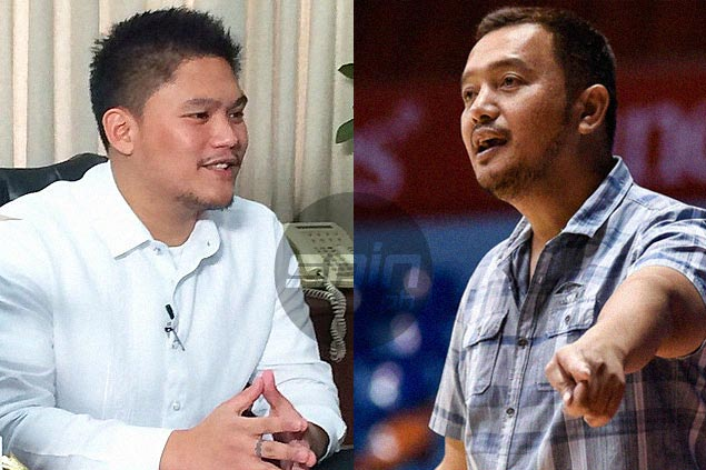 UV team manager Gullas blasts Perasol for 'lack of courtesy' in star duo's transfer to UP Maroons