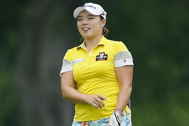Decision to play through back problems proving right so far as Ha Na Jang two shots clear in Ohio