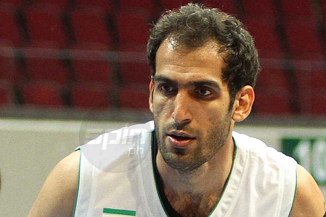 KIA Motors eyeing Iran giant Hamed Haddadi as import for PBA Commissioner's Cup