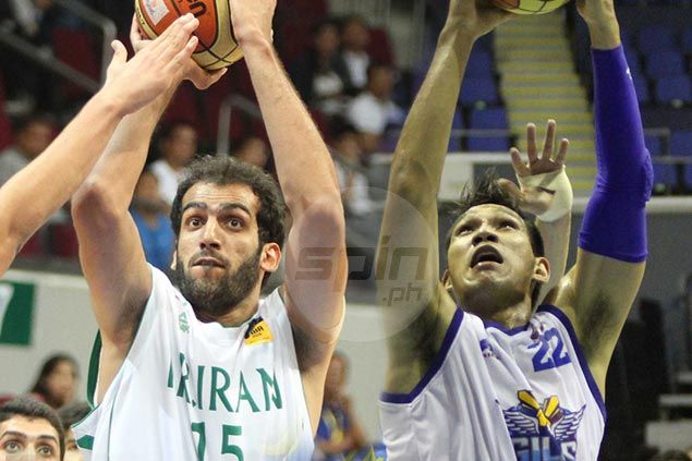 Vastly improved June Mar Fajardo gives Gilas a fighting chance against Haddadi-led Iran, says manager