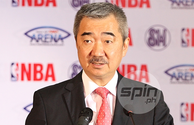 Sy family on PBA doorstep with move to field NU Bulldogs team in D-League