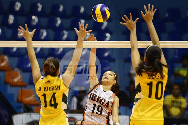 Iriga scores straight-sets win over Baguio in V-League Open