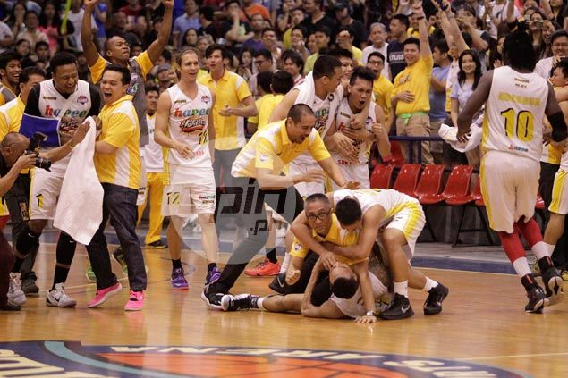 Scottie Thompson defensive gems help Hapee nip Cagayan Valley in OT and claim D-League title on first try