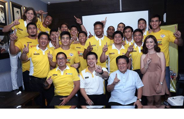 Hapee's new-look roster still capable of contending for another title, says team owner Cecilio Pedro