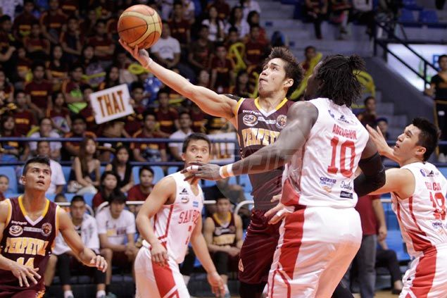 Perpetual Help Altas lean on Harold Arboleda heroics to escape San Beda Red Lions
