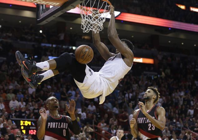 Whiteside staying with Miami Heat asPistons, Drummond work on five-year max deal