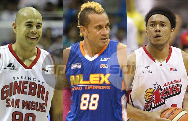 'The Rock' Asi Taulava names the two toughest PBA players he has ever faced