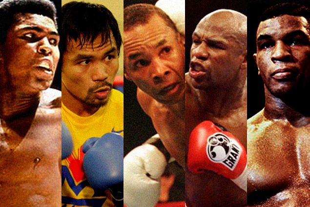 Before Pacquiao vs Mayweather, let's look back at other 'Fights of the Century'
