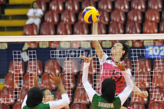 Macau scores straight-sets win over Maldives in battle for 11th place in Asian under 23 women's volley