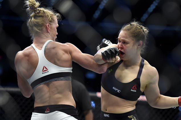Ronda Rousey out for six months as UFC issues medical suspension