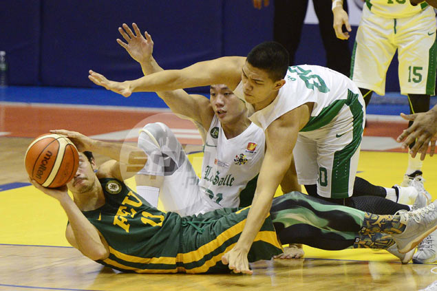 La Salle sets up rematch with Ateneo in Filoil Cup semis after rout of FEU Tamaraws
