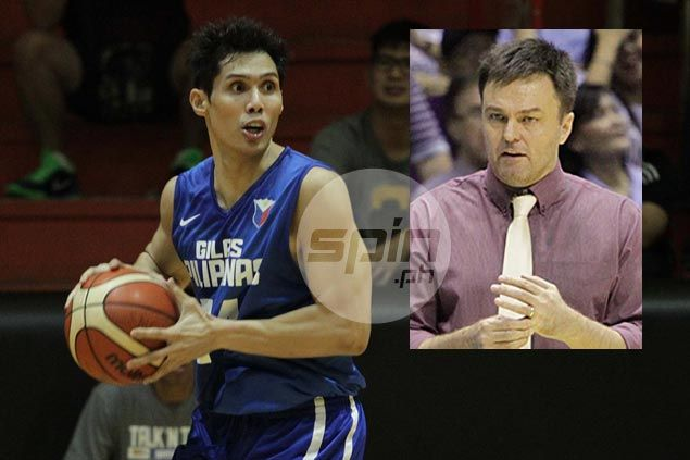 Long before they became coach and player, Compton, Hontiveros were rivals in epic MBA shootout