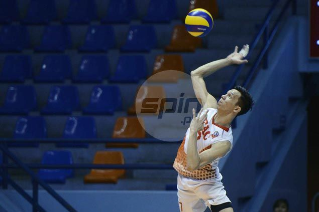 EAC takes on San Beda, Perpetual battles St. Benilde in NCAA volleyball Final Four