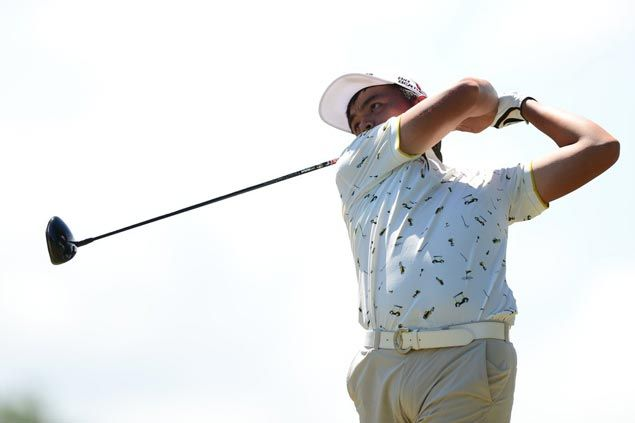 WATCH Hung Chien Yao hits hole-in-one in Asian Tour's Manila Masters at Manila Southwoods