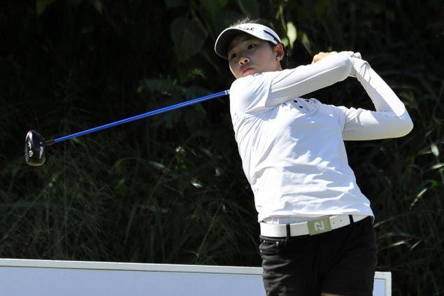 Teenage LPGT leg winner Hwang Min Jeong heads cast in Philippine Amateur Open Golf Championship