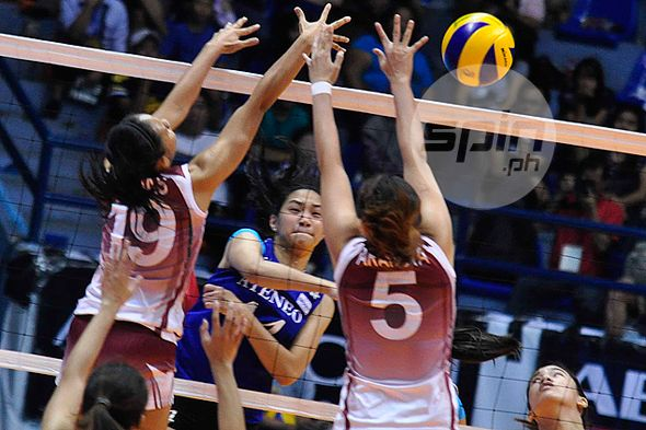 Ateneo starts season of redemption as Lady Eagles take on UST Tigresses in UAAP women's volley opener