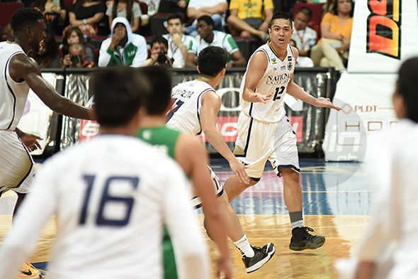JJay Alejandro, Matthew Aquino bring NU Bulldogs a step closer to place in PCCL Elite Eight