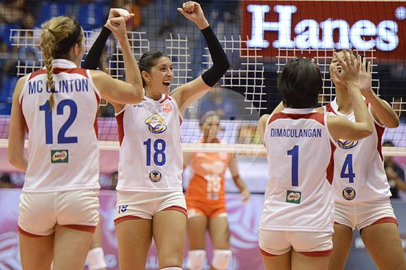 RC Cola eyes second win as Raiders battle struggling Petron Blaze Spikers in Super Liga Grand Prix