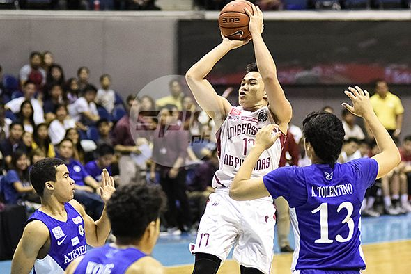 Paul Desiderio not sorry to help former UV teammates reach for their UAAP dreams