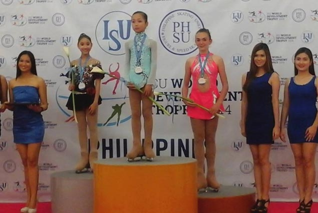 PH ice skaters bag silver, bronze medals in ISU Development Trophy swan song