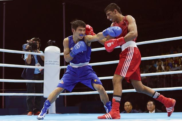 Ian Clark Bautista, three other Pinoys advance to medal round in Poland boxing