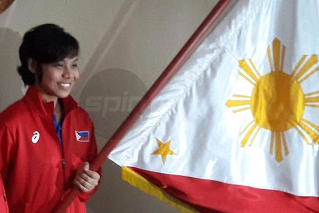 Ian Lariba selected as Philippines' flag-bearer for opening ceremony of Rio Olympics